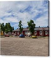 Lappeenranta Fortress Canvas Print