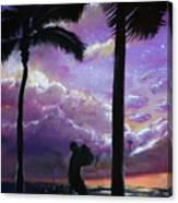 Lapras Canvas Print