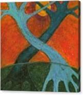 Lapse Canvas Print