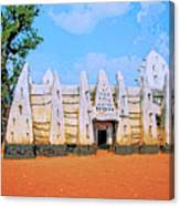 Larabanga Mosque Canvas Print