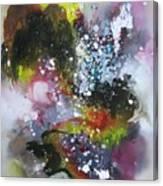 Large Color Fever Art23 Canvas Print
