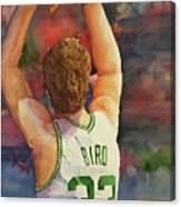 Larry Legend Canvas Print