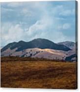 Las Trampas Hills Canvas Print