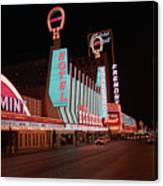 Las Vegas 1983 #4 Canvas Print