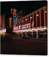 Las Vegas 1983 #5 Canvas Print