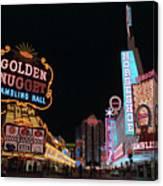 Las Vegas 1983 #6 Canvas Print