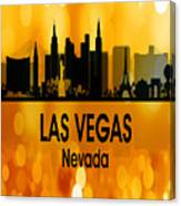 Las Vegas Nv 3 Vertical Canvas Print