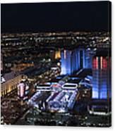 Las Vegas Strip 1 Canvas Print