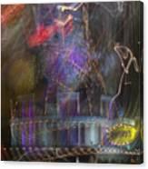 Las Vegas Strip 2182 Canvas Print