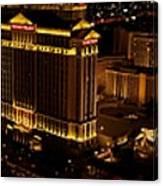 Las Vegas Strip I Canvas Print