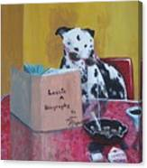 Lassie  A Biography Canvas Print