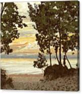 Last Day Of Summer Canvas Print