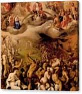 Last Judgment Canvas Print