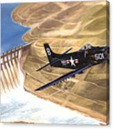 Last Of The Dambusters Canvas Print