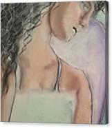 Last Tears Canvas Print