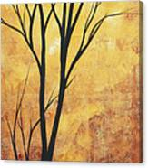Last Tree Standing By Madart Canvas Print
