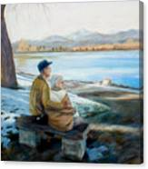 Lasting Love Canvas Print