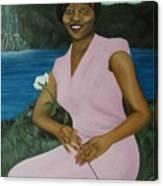 Latasha Canvas Print