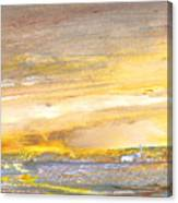 Late Afternoon 26 Canvas Print
