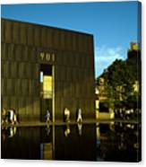 Late Afternoon At The East Wall.okcnm.2 Canvas Print