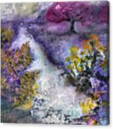 Late Season Frost  Canvas Print