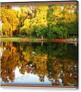 Late Summer Day Canvas Print