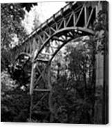 Latourell Bridge Canvas Print
