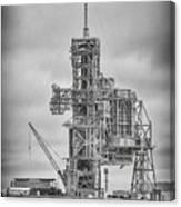 Launch Pad 39a Canvas Print