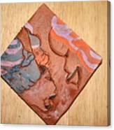 Laundrette - Tile Canvas Print