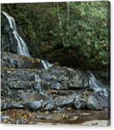 Laurel Falls 2 Canvas Print