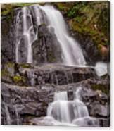 Laurel Falls Two Canvas Print