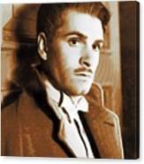 Laurence Olivier, Movie Legend Canvas Print