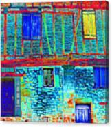 Lautrec Magic France Canvas Print