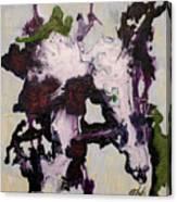 Lavender Series No. 2 Canvas Print