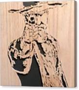Lawman Canvas Print