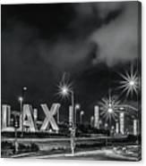 Lax Entry Canvas Print