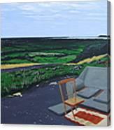 Lay-bye Canvas Print