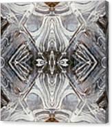Layers Of Ice #2 - Mount Monadnock Canvas Print