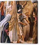 Lazarus, Come Forth Canvas Print