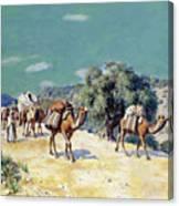 Lazerges 1900 Canvas Print