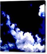 Le Beau Ciel  Canvas Print