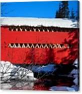 Le Boise Du Pont-rouge ... Canvas Print