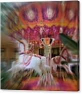 Le Carousel  Canvas Print