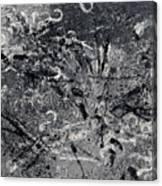 Le Chemin Canvas Print