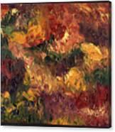 Le Feu Et La Vie 6 Canvas Print