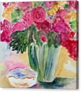 Le Fleur  Canvas Print