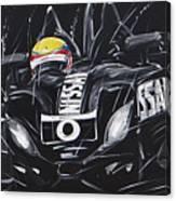 Le Mans Nissan Delta Canvas Print