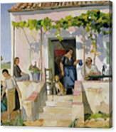 Le Mazet Canvas Print