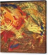 Le Panache Canvas Print