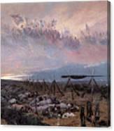 Le Reve Canvas Print
